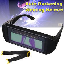 Solaire Lunette Masque Casque Automatique Assombrissement Goggle Soudage Soudure