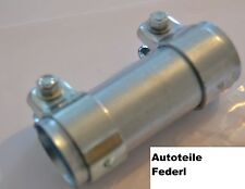 Rohrverbinder/Doppelschelle  40mm x 90mmm für verschiedene Modelle