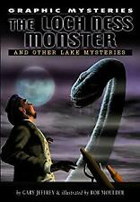 Loch Ness Monster and Other Lake Mysteries Library Binding Gary Jeffrey