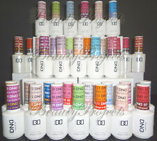 DND Daisy Set of 36 Bottles Mood Change Collection Soak Off Gel 15ml LED/UV new!