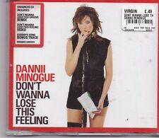 Danni Minogue-Dont Wanna Lose This Feeling cd maxi single