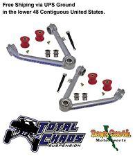 Total Chaos TC77514 Upper Control Arms for Chevrolet Silverado/Sierra 1500 07-18