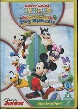 Mickey Mouse Clubhouse - Big Splash (DVD, 2009) UK REGION 2 - NEW