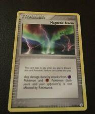 Magnetic Storm Pokemon Ex Hidden Legends Uncommon 91/101