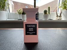 Tom Ford Private Blend Rose Prick EdP 50ml (85% full) without Box