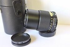 Mamiya Sekor E 135mm f3.5 Telephoto Lens For Mamiya Z 35mm Cameras Excellent