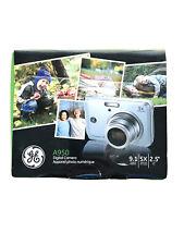 GE Smart Series A950 9.1MP Digital Camera - Black *GOOD/TESTED*