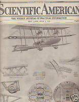1919 Scientific American July 5-Big Tarrant Triplane