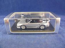 Scarce Spark Minimax S0707 2006 Porsche Gembella Avalanche GTR 650 in Silver