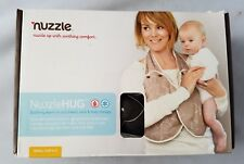 NuzzleHUG Soothing Body Therapy Breastfeeding Nursing Mothers Warm Cool A-C Cup