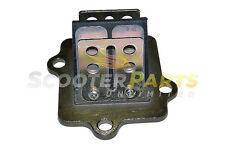 Fiber Reed Valve Motor Parts For 50cc Atv Quad 4 Wheeler Polaris Scrambler 50
