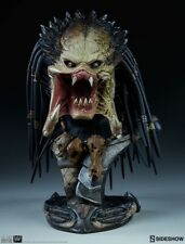 WOLF PREDATOR EXCLUSIVE LEGENDARY SCALE 1:2 BUST by SIDESHOW * IN STOCK *