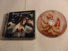 Florence + The Machine - Lungs (CD 2009) GERMANY Pressing