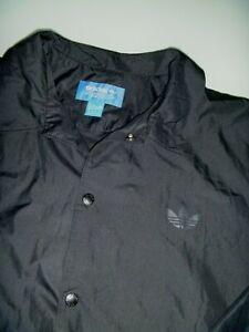 #9130 ADIDAS Black Jacket/Parka Size XL