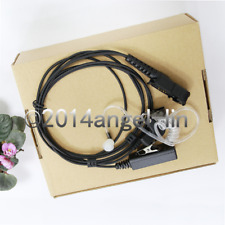 2-Wire Earpiece for Motorola Xpr3500e Xpr3300 Xpr3500 Dp2400 Dp2600 2Way Radio