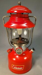 Red Coleman 200-A Lantern7/57 Investment Grade Cheap Ship to Asia