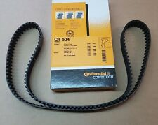 Timing Belt For Renault 9, 11, 19, 21 Megane, Rapid Volvo 440 460 1.9D TD CT604