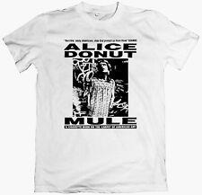 ALICE DONUT Mule T-shirt/Long Sleeve nomeansno butthole surfers fugazi killdozer