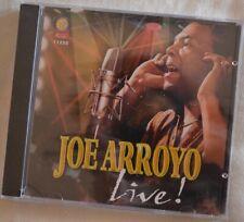 Joe Arroyo Live - CD - New! Sealed! FREE SHIPPING!