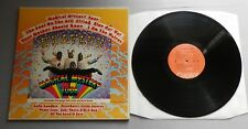 The Beatles - Magical Mystery Tour USA 1976 Capitol Orange Label LP with booklet