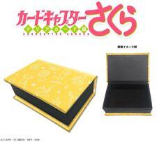 Canaria Cardcaptor Sakura Clear Card Magnet Small Box Case Kero-chan Cerberus