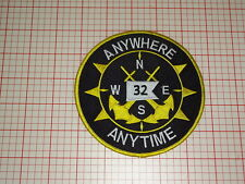 Usn Construction Team 32 Patch (T2-92)