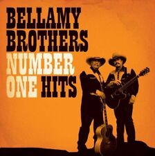 BELLAMY BROTHERS - NUMBER ONE HITS CD ~ LET YOUR LOVE FLOW + GREATEST BEST *NEW*