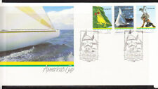 Australia 1986 America s Cup First Day Cover Apm17680