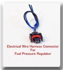 Fuel Pressure Regulator Connector PR430 Fits: Ford  International 2002-2004 6.0L