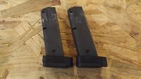 2 - Beretta 96-C .40 cal Compact EXTENDED - 10rd magazines clips mags    (B214*)