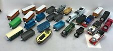 Thomas and Friends Motorized Trackmaster Cargo Cars BIG LOT TRAIN All Work