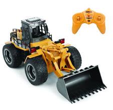 Vehículos de modelismo de radiocontrol de plástico, juguete de escala 1:18
