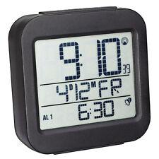 Radio-réveil TFA 60.2533.01 température interne réveil de voyage 2 heures 2