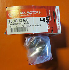 original KIA,2550022600,Thermostat,Kühlwasserthermostat,Sportage,...(JE,MG,CE)