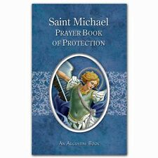 Saint Michael Prayer Book of Protection NEW (TS012)