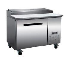 Maxximum Mxcpp50, 12-Cu.Ft. Pizza Prep Table Refrigerated