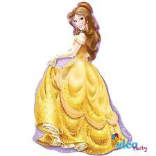 PALLONCINO mylar Disney PRINCIPESSA BELLE Addobbi Feste Compleanno bambina