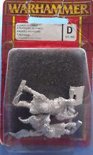 Warhammer Beastmen Chaos Pestigors x2 metal oop