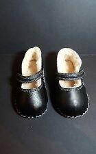 UGG Infant Maryjane Shoes Black size 00/01