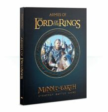 Armies of The Lord of The Rings Sourcebook BNIB Sealed