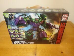 Transformers Devastator Combiner Wars Titan Class