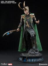 Sideshow Collectibles Marvel The Avengers Loki Premium Format Statue 59 Cm