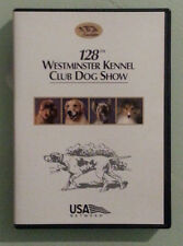 128TH WESTMINSTER KENNEL CLUB DOG SHOW   DVD