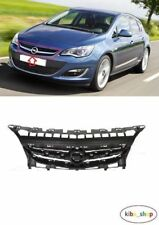 OPEL ASTRA J 2013 - NEW FRONT BUMPER UPPER RADIATOR GRILLE GRILL - 1320210