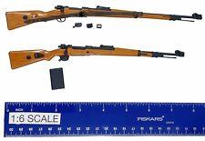 Factory #6 Kar 98b & Postman Rifle Loose 1:6 Scale Action Figure Accessory Set