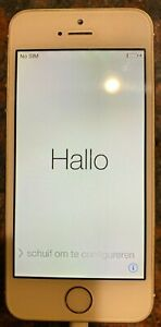 Apple iPhone 5s - 16GB - Gold (Unlocked) A1533 (GSM)