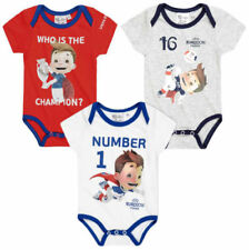 Cotton Unisex Baby One-Pieces