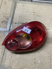 Genuine TOYOTA AYGO 2004-2012 Drivers  SIDE REAR LIGHT WITH BULB HOLDER