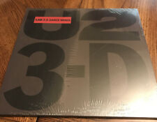 NEW! U2 Vinyl 3-D Dance Mixes Fan Club Record 2018 Limited Edition ~ Sealed!