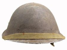 Casque Anglais Mk3 British Army WW2 (matériel original)